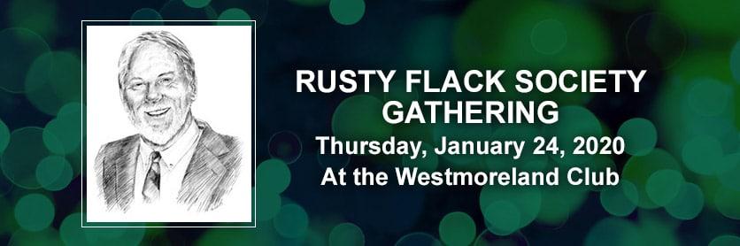 Rusty Flack Society Gathering