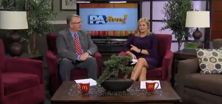 The Luzerne Foundation on PA Live