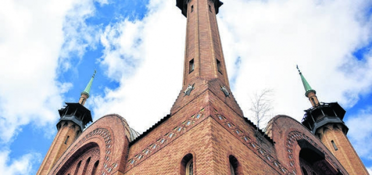 Irem Temple project scores $80K grant